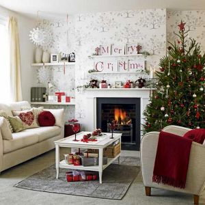 pretty-living-room-with-christmas-tree-decorating-ideas